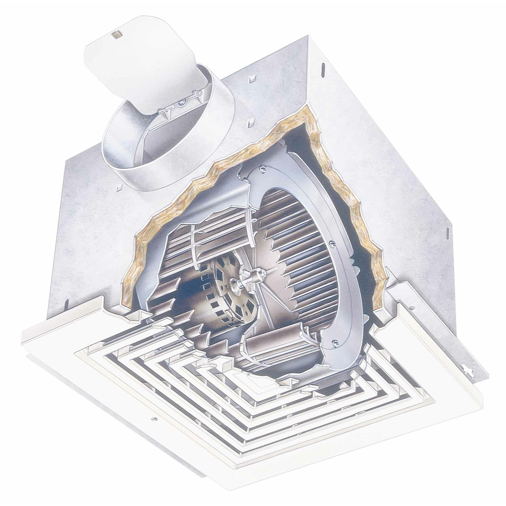 8 Bathroom Exhaust Fan