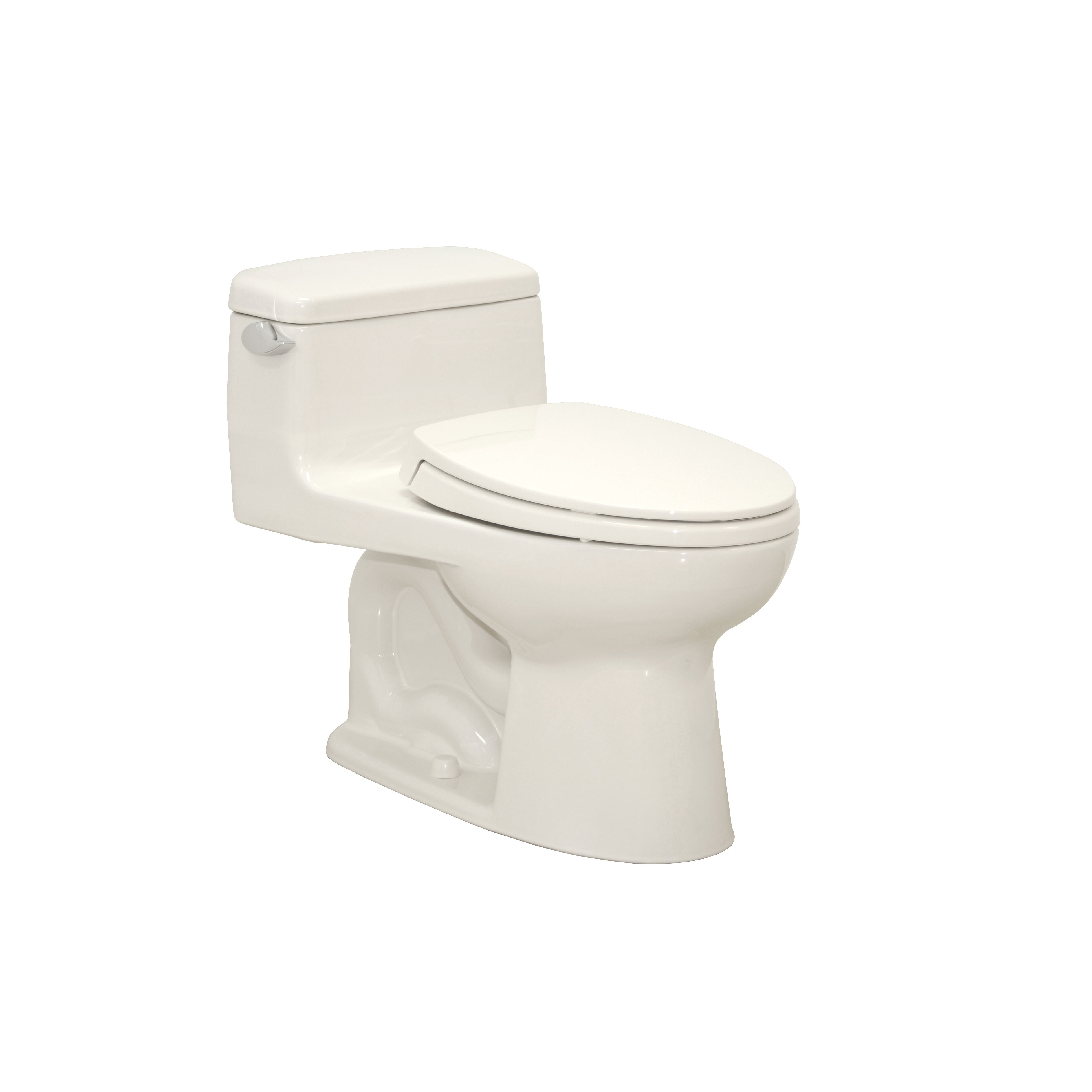 Toto Supreme Eco GPF Elongated 1 Piece Toilet With SoftClose Seat