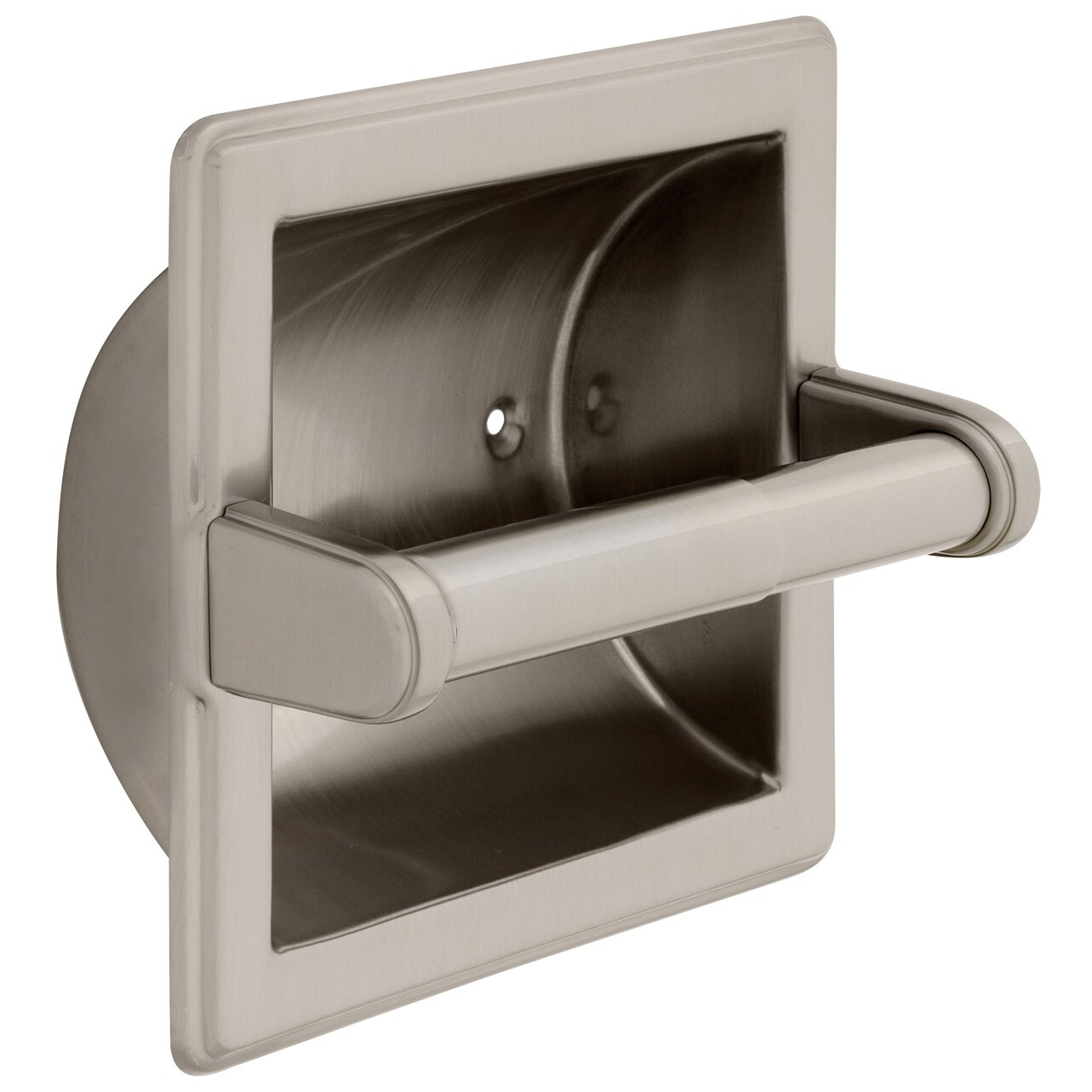 Franklin Brass Recessed Toilet Paper Holder Reviews