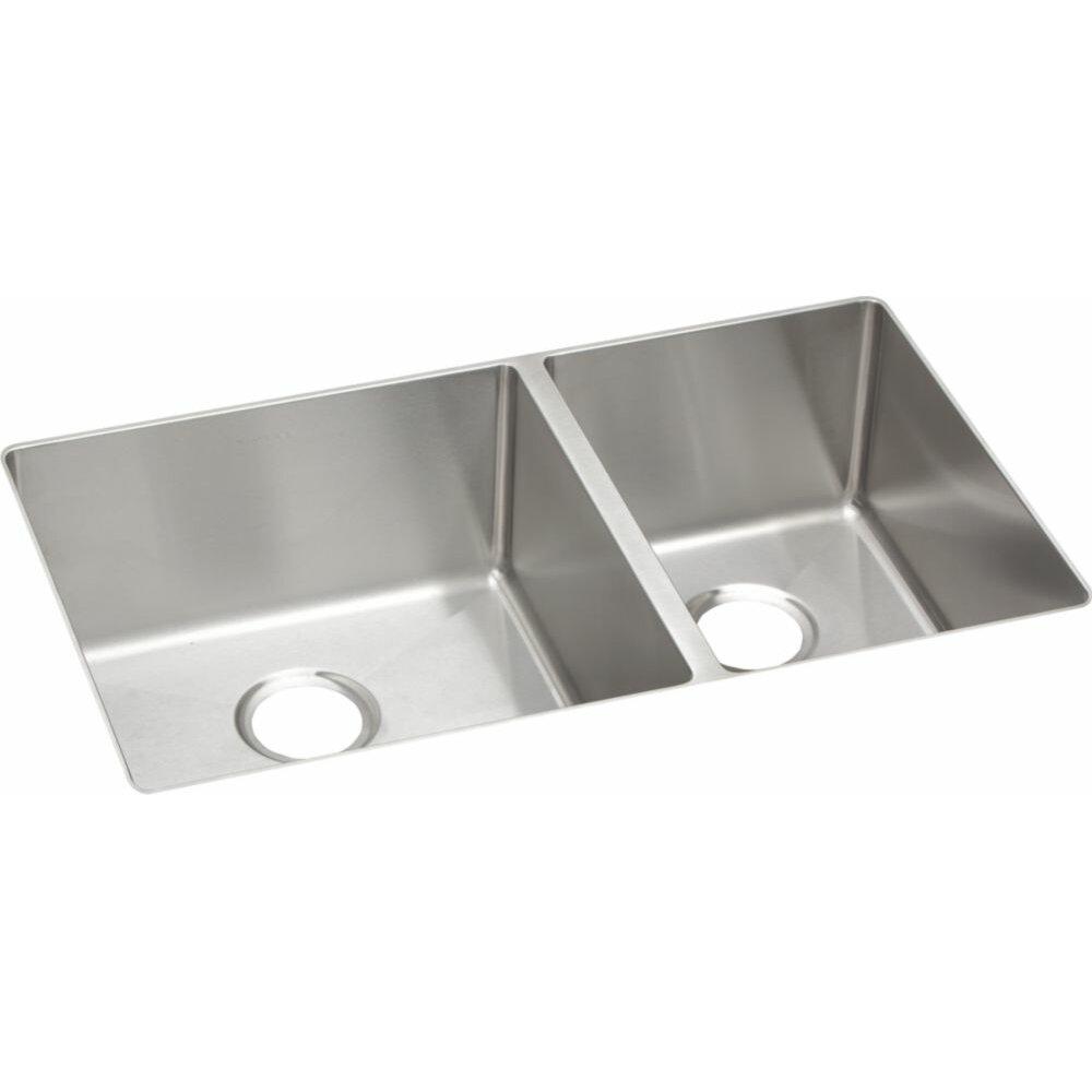 Https Www Wayfair Ca Crosstown 25e2 2584 25a2 31 50 X 18 50 Stainless Steel Double Bowl Undermount Kitchen Sink Ectru32179r Elk3609 Html