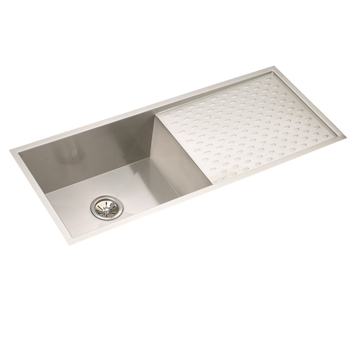 "Elkay Kitchen Sinks: Elkay Avado 43.5"" X 18.25"" Single Bowl Kitchen Sink"