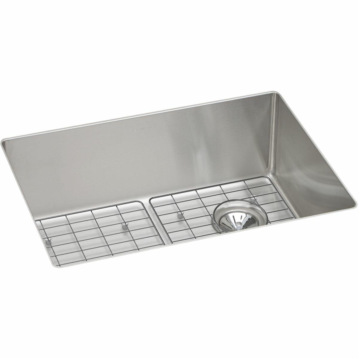 Elkay Crosstown Single Bowl Kitchen Sink