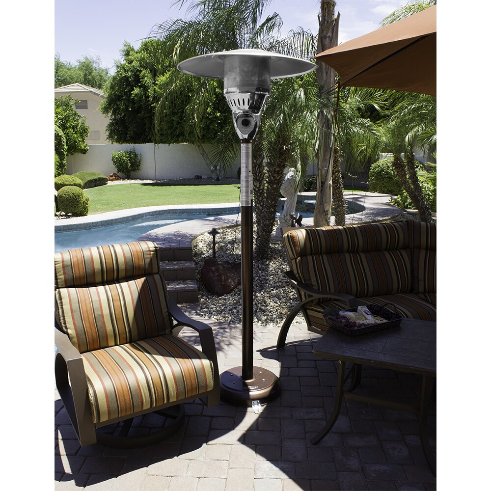 natural gas patio heater by az patio heaters