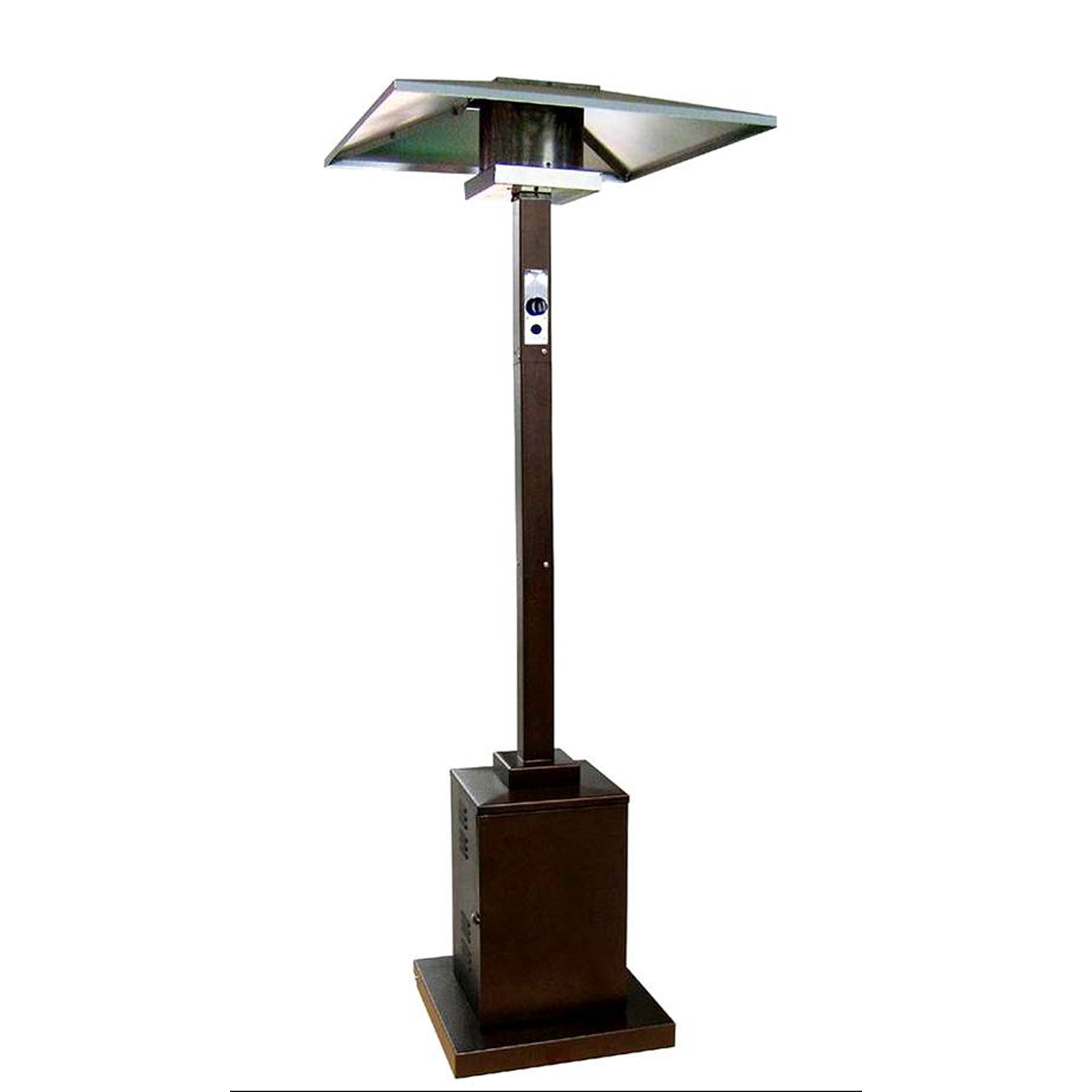 az patio heaters tall commercial propane patio heater reviews