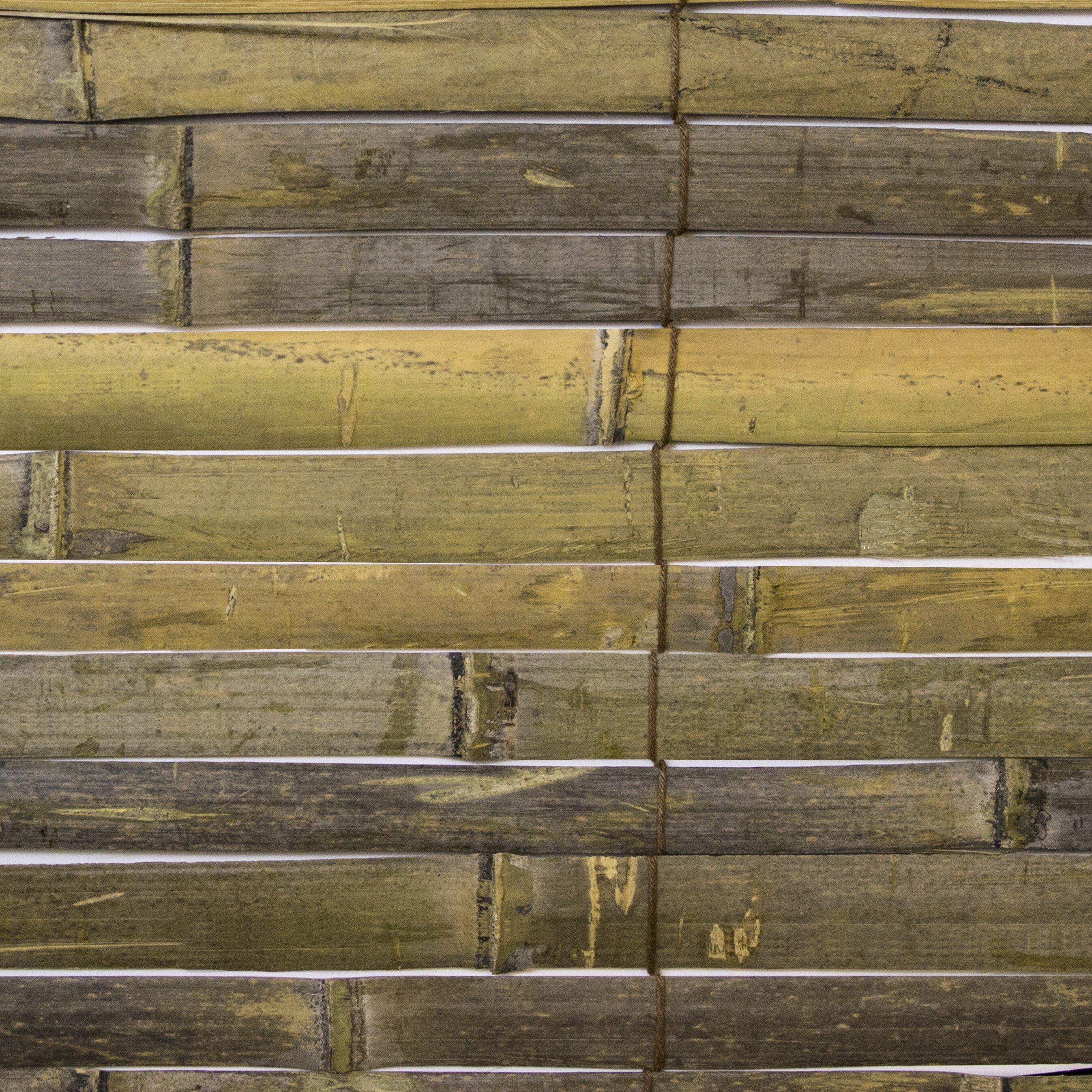 radiance laguna outdoor bamboo rayon roller blind reviews wayfair. Black Bedroom Furniture Sets. Home Design Ideas