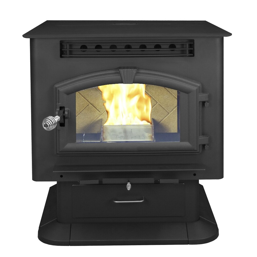 US Stove Pedestal Model Corn Pellet Stove Amp Reviews