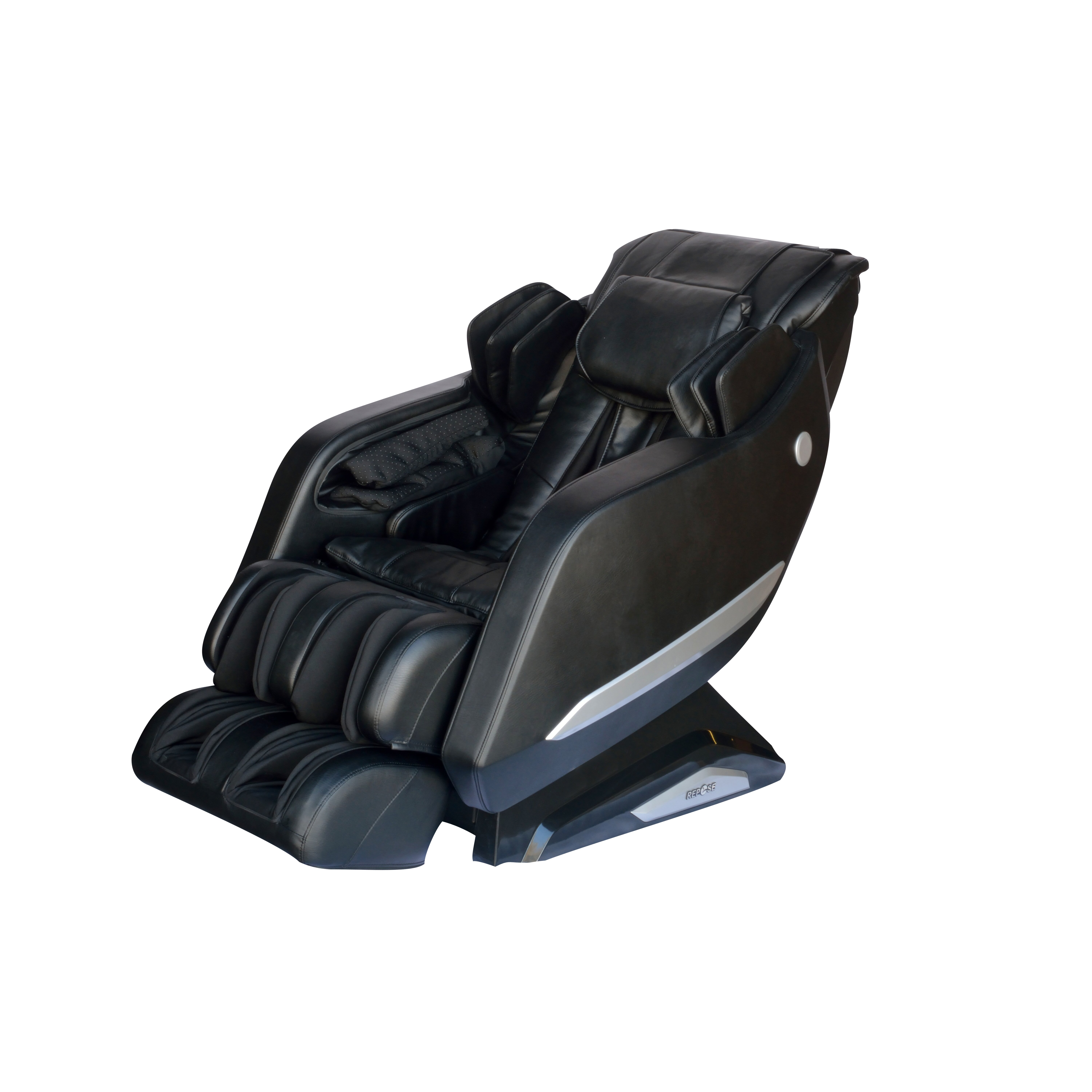 Repose Faux Leather Reclining Zero Gravity Massage Chair
