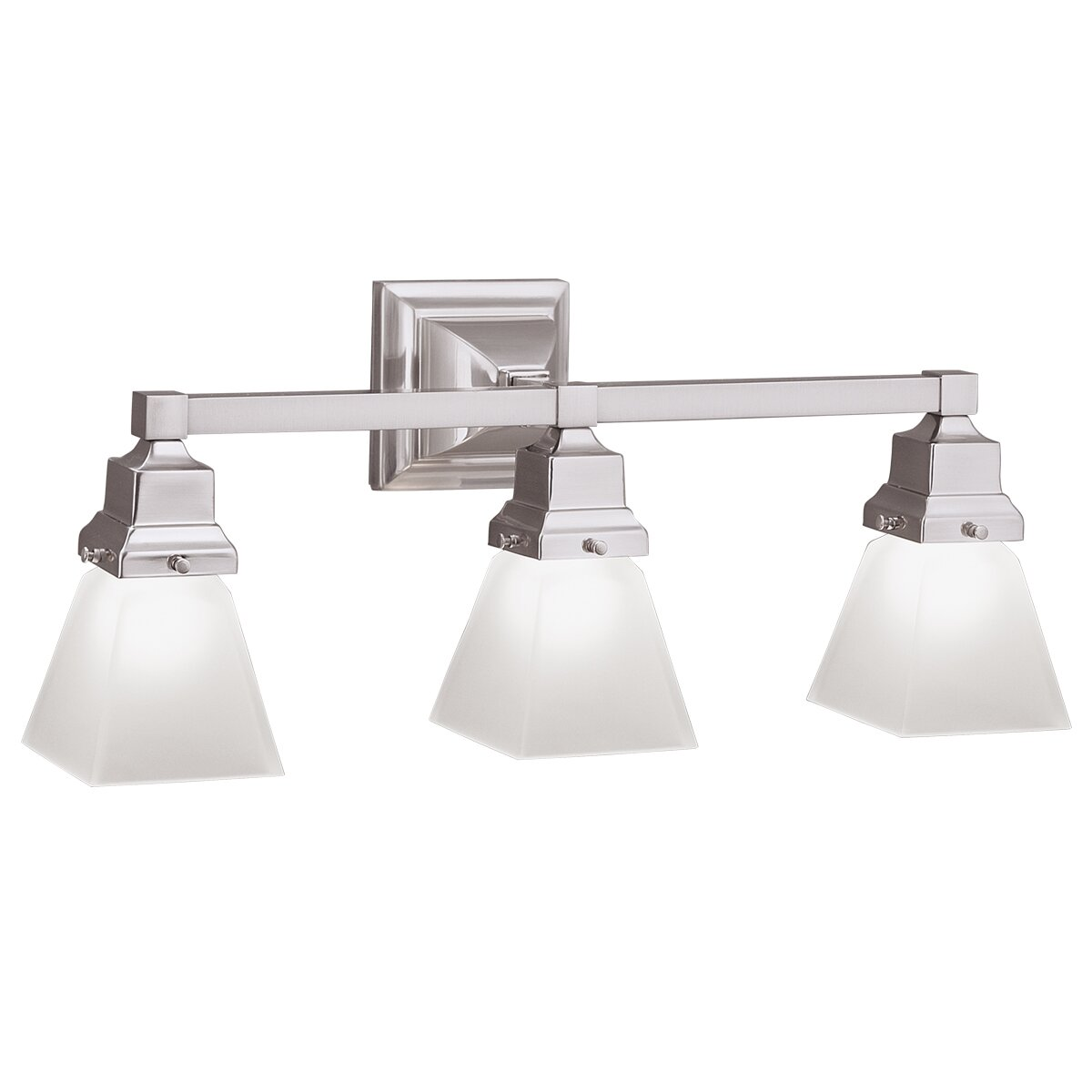 Norwell Lighting Birmingham 3 Light Vanity Light & Reviews
