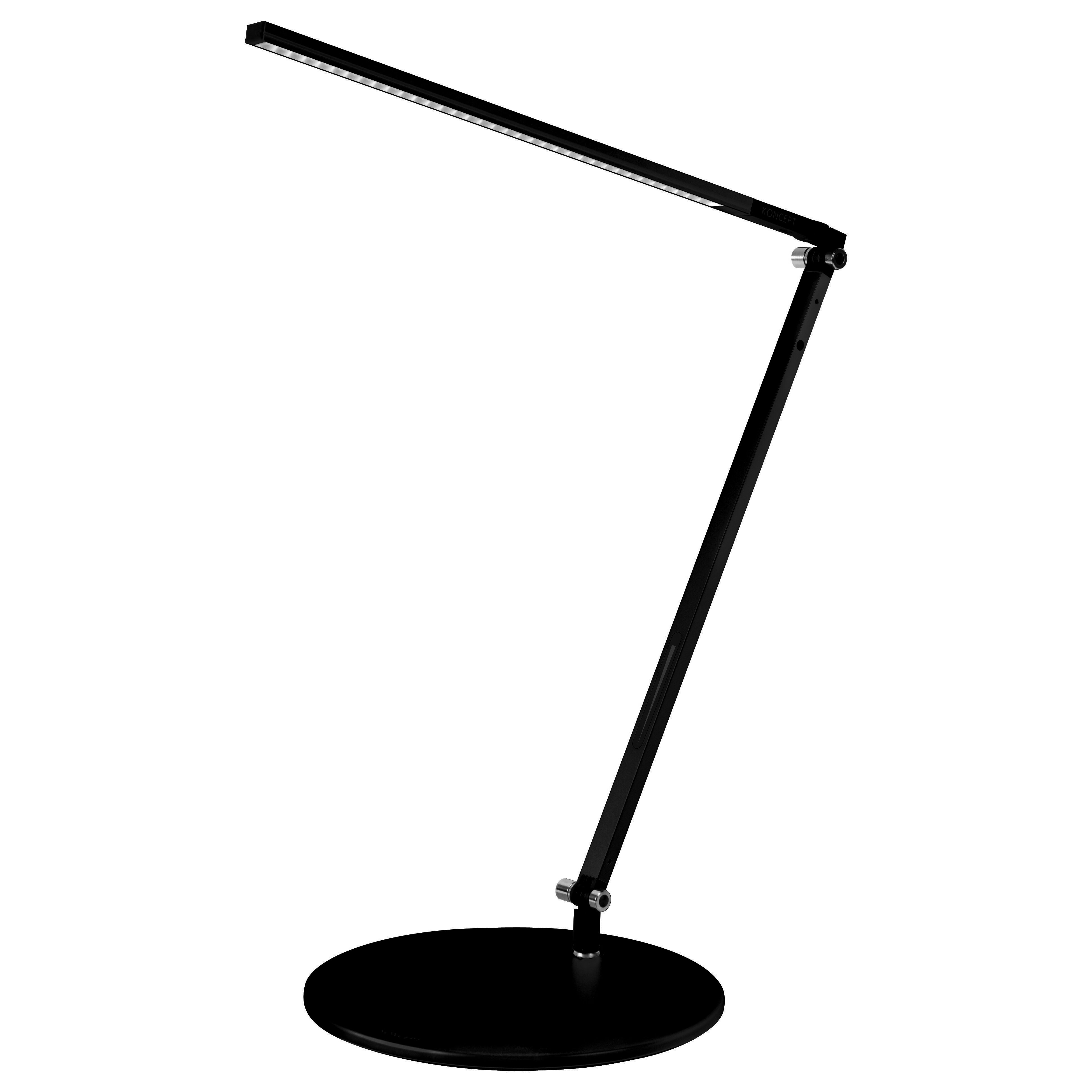 Koncept technologies inc z bar solo 18quot table lamp for Z bar table lamp