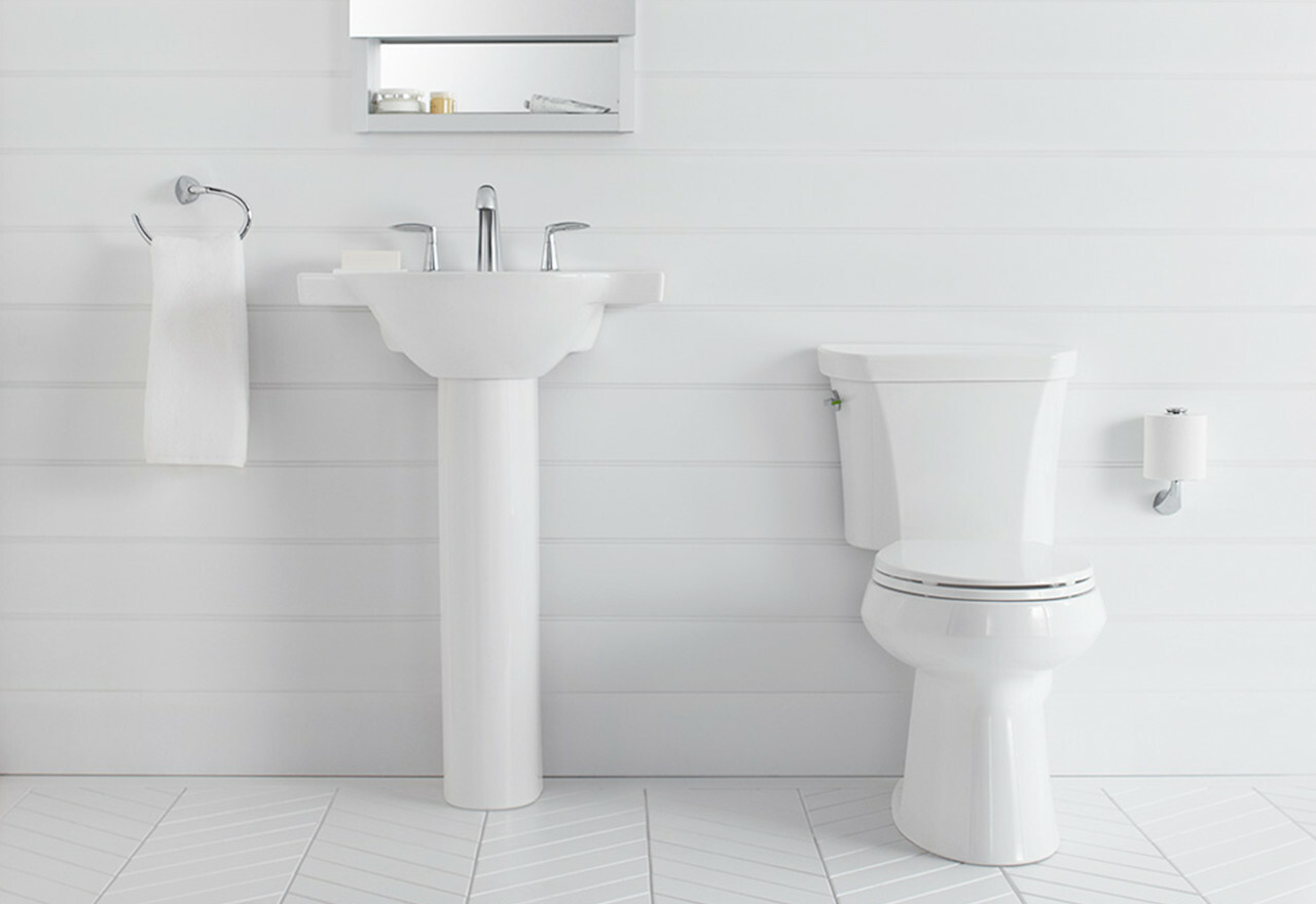 Easy Updates Bathroom Makeover Sale AllModern