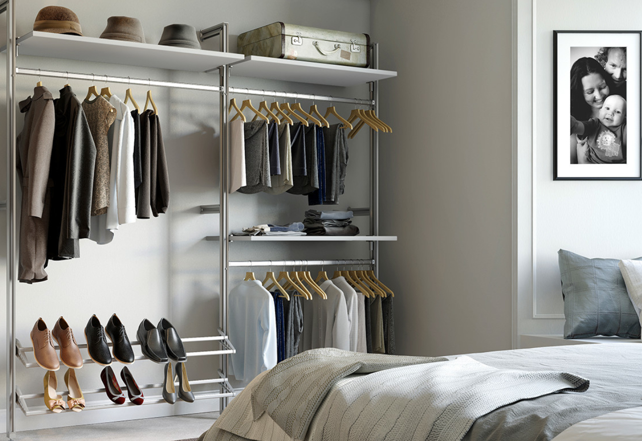 easy closet organization ideas - Easy Closet Organization Sale