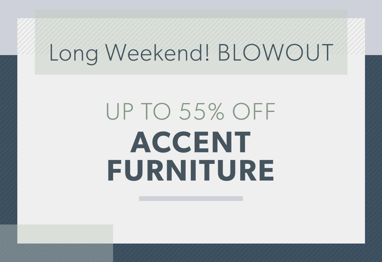 Accent Furniture Blowout Sale Allmodern
